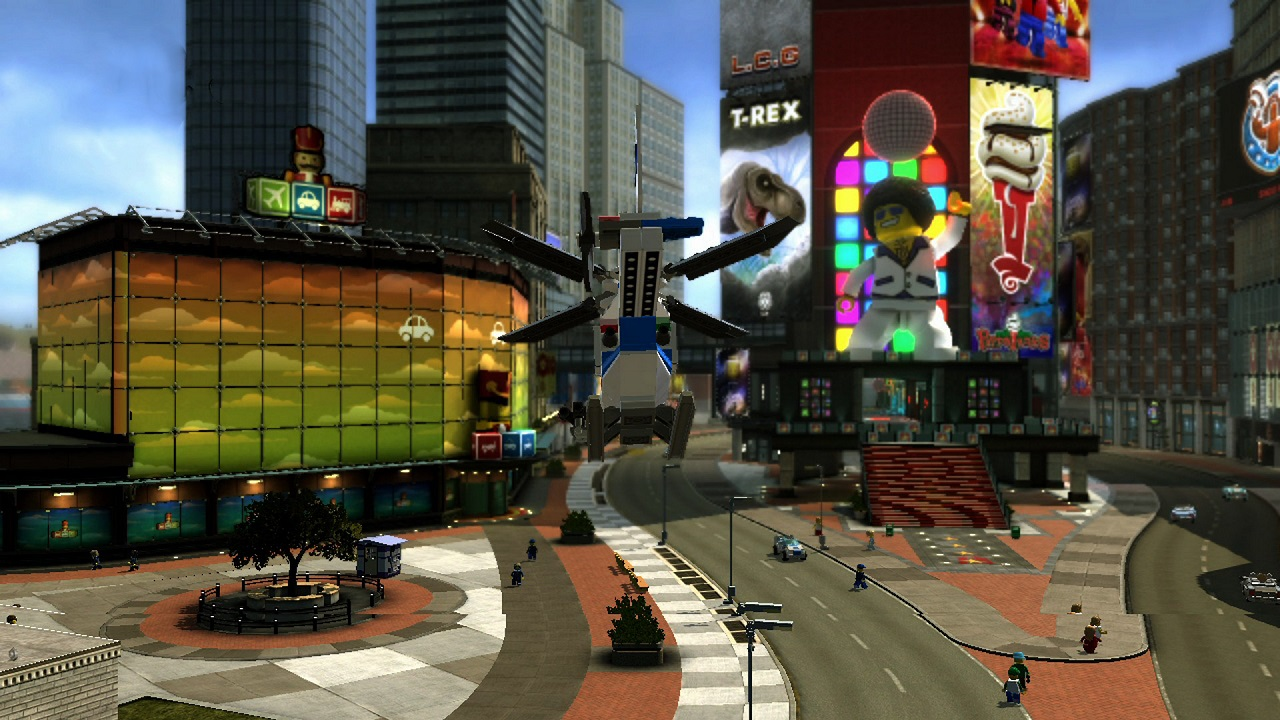 LEGO City Undercover - The Original Version