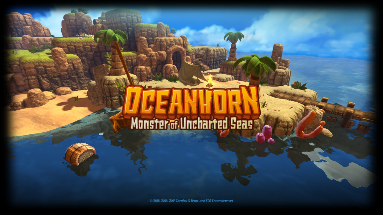 Oceanhorn Monster Of Uncharted Seas Review Switch Player