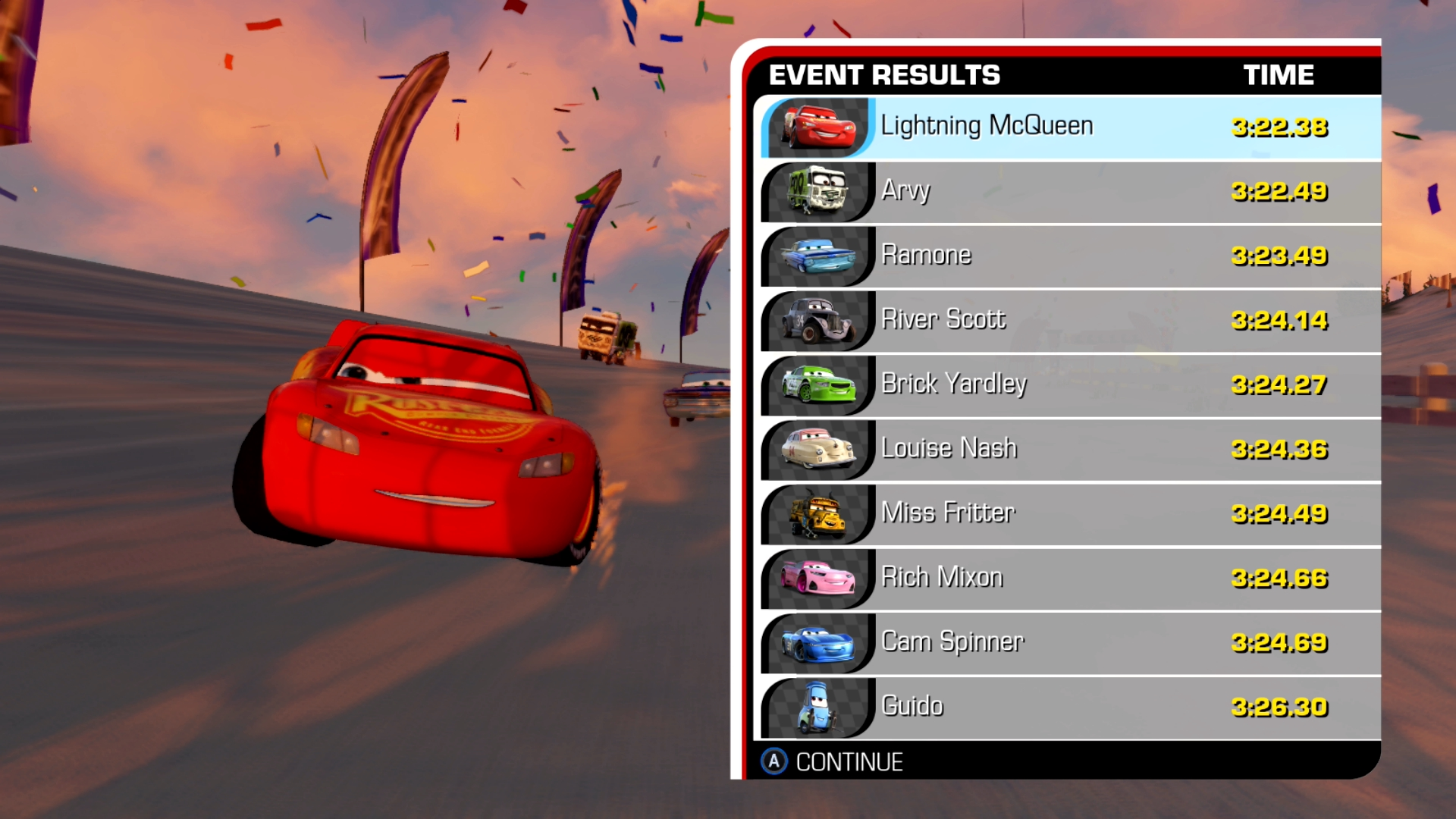 Cars 3 Driven To Win Review Switch Player