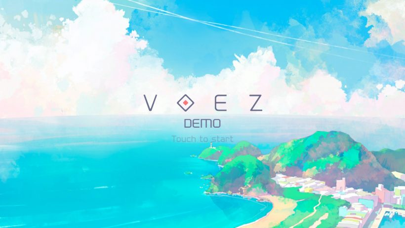 Voez Updated With 12 New Songs Demo Begins Rolling Out Worldwide Switch Player