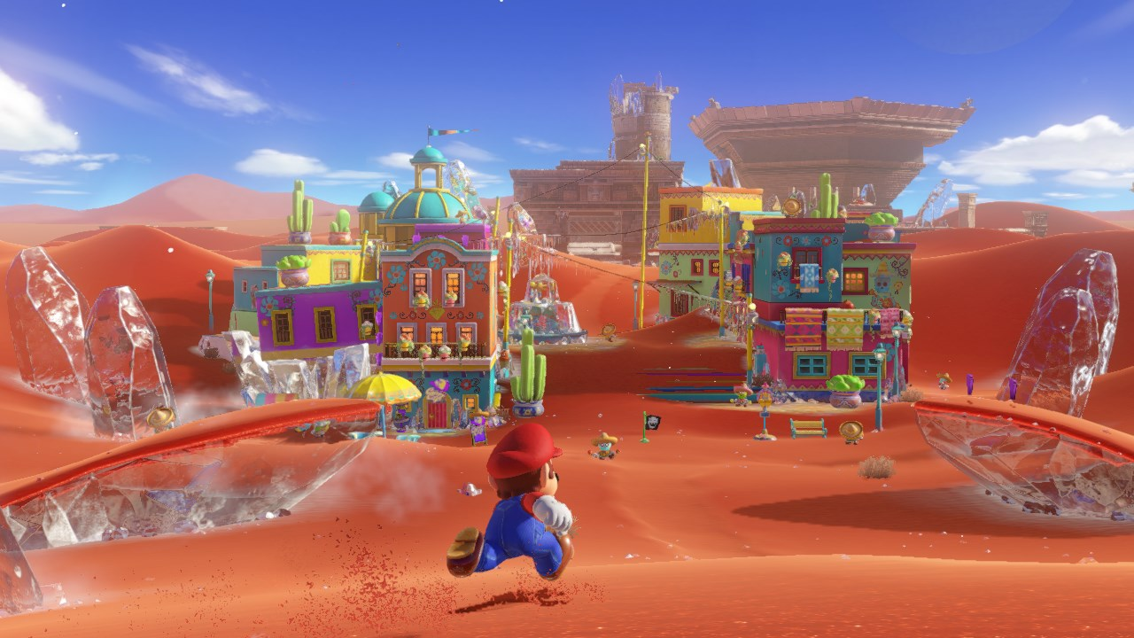 New Super Mario Odyssey Info And Goodies Revealed Switch Player