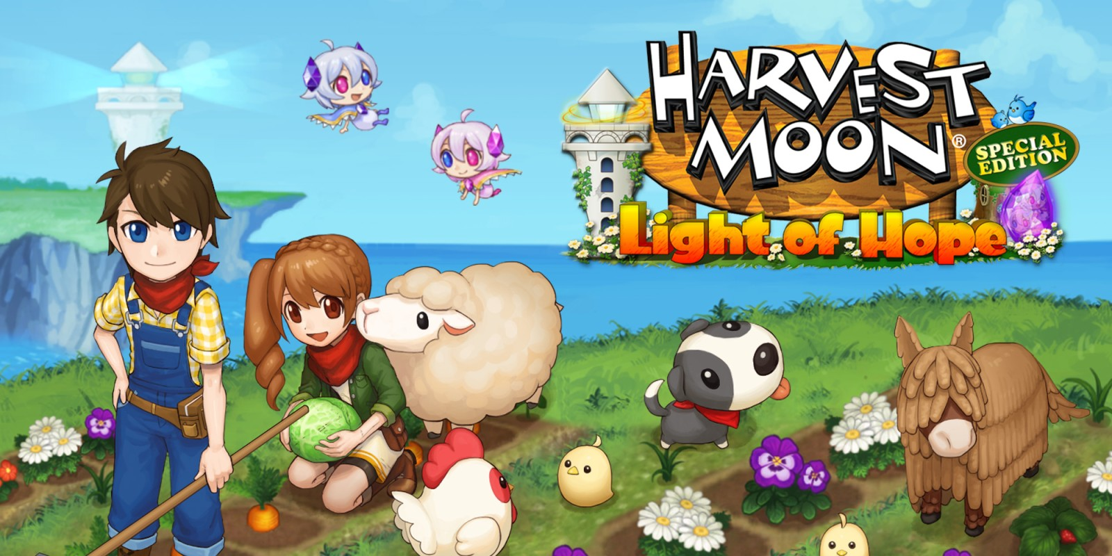 Harvest Moon: Light of Hope Review | Switch Player
