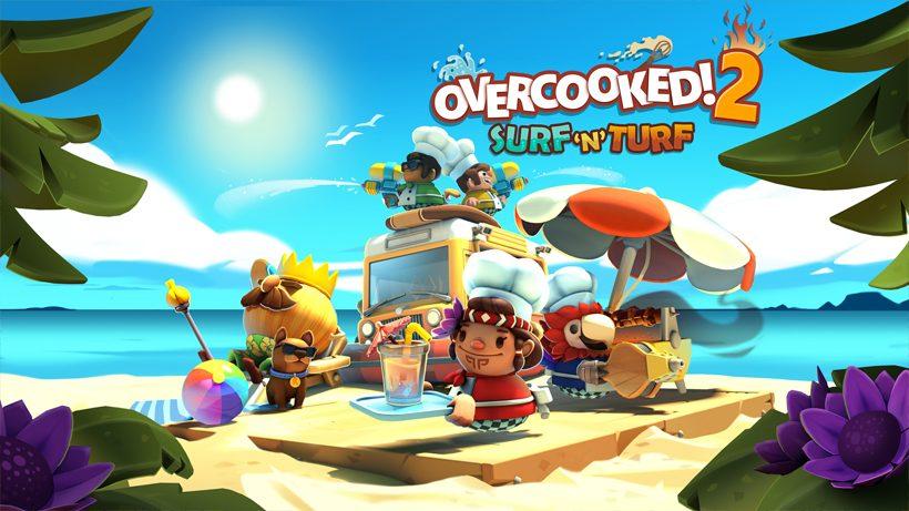 Overcooked 2 Surf 'n' Turf