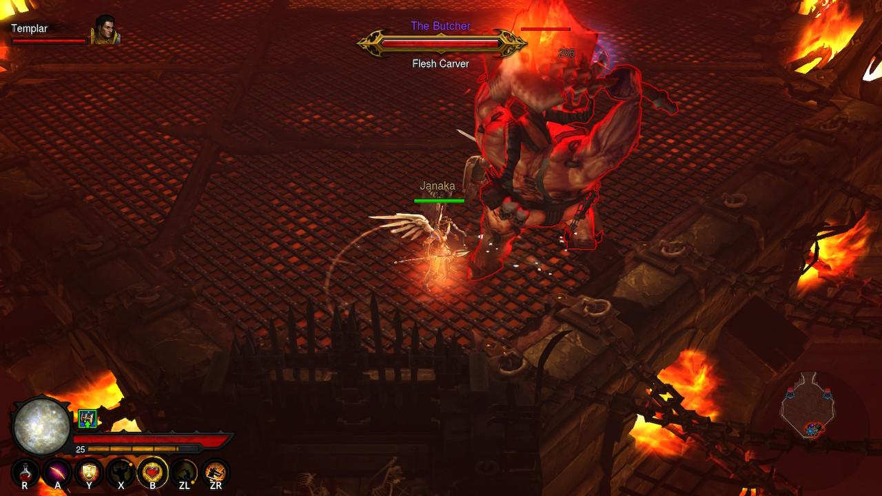 Diablo Iii Eternal Edition Switch Player