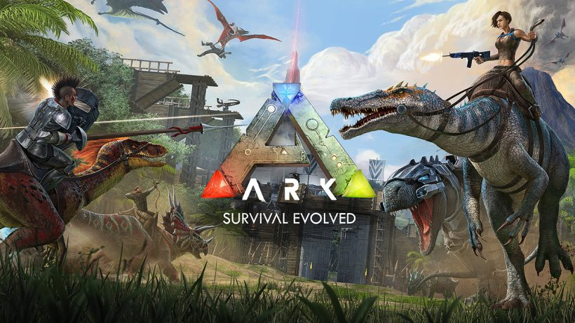 ARK: Survival Evolved Review | Switch Player