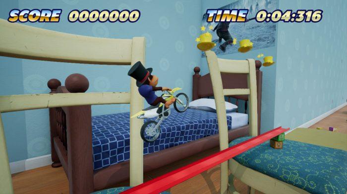 Toy Stunt Bike: Tiptops Trials Nintendo Switch