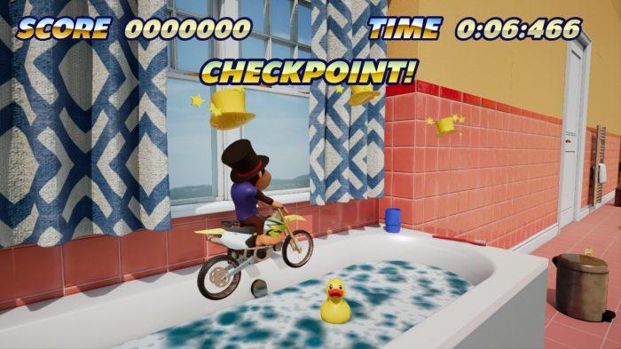 Toy Stunt Bike: Tiptop's Trials Nintendo Switch