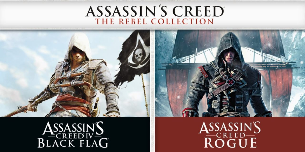 Assassin S Creed The Rebel Collection Review Switch Player