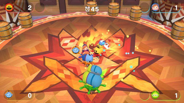 Tsum Tsum Festival Spinner Battle