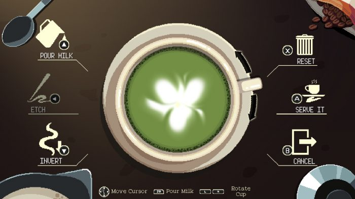 Coffee Talk Latte Art
