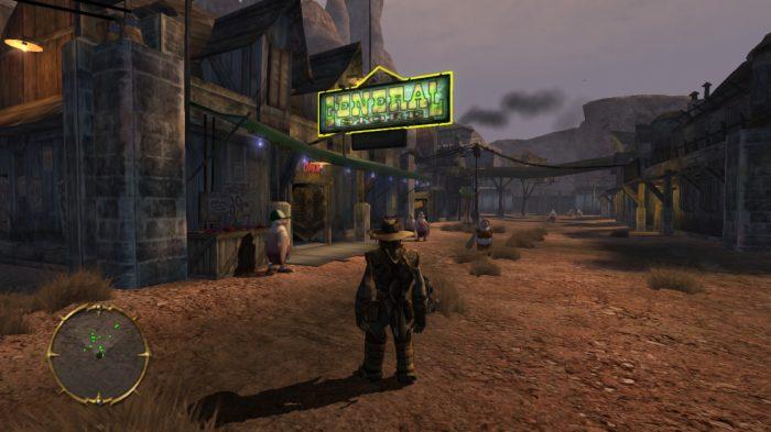 Stranger's Wrath HD Screenshot