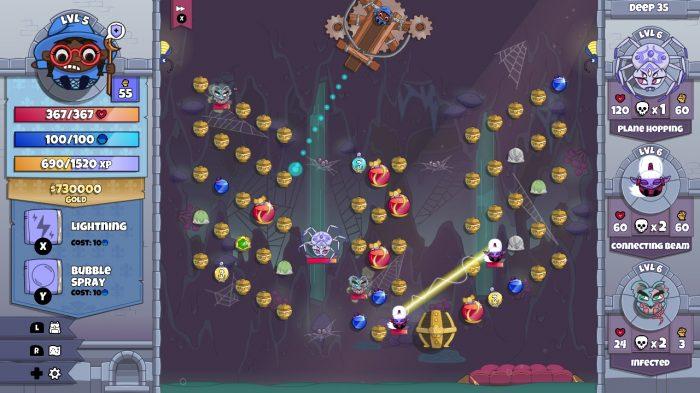 Roundguard Nintendo Switch Screenshot