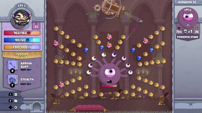 Roundguard Nintendo Switch Boss Battle