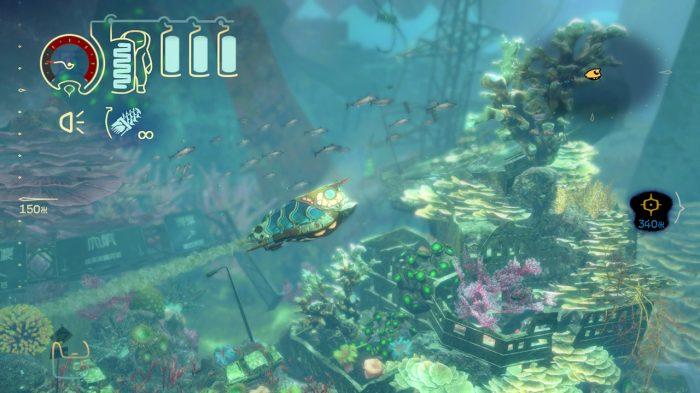 Shinsekai: Into the Depths Screenshot