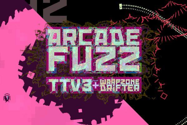 Arcade Fuzz Hero Image