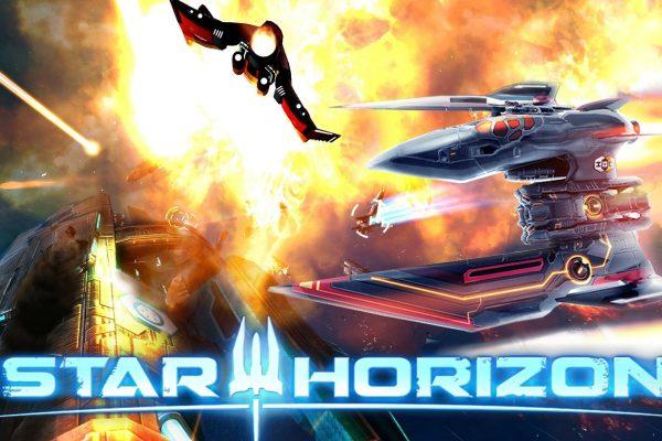 Star Horizon Switch Title