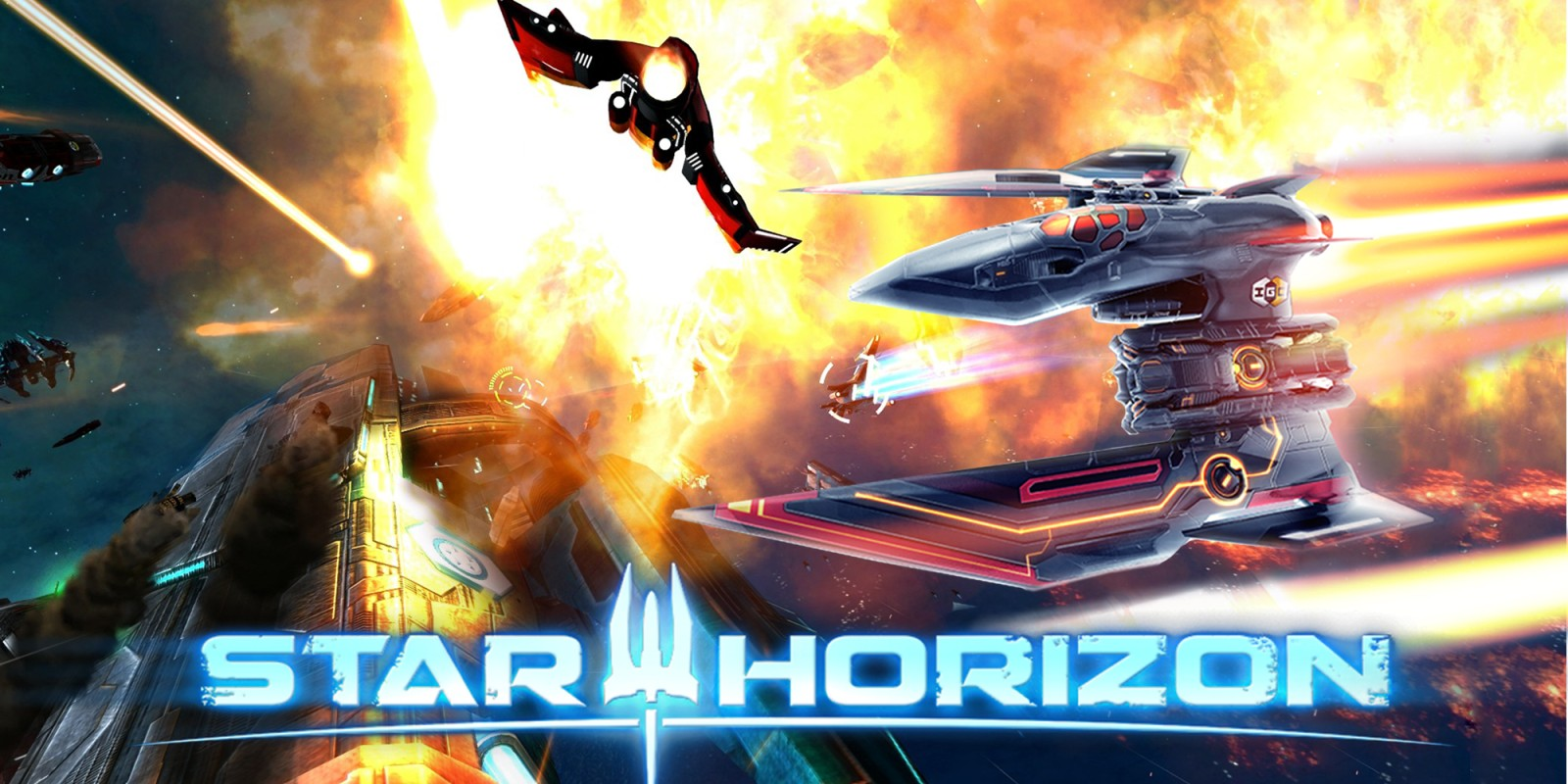 Star Horizon Switch Title