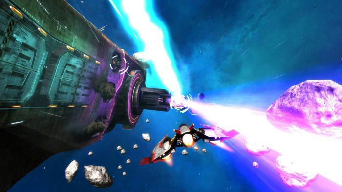 Star Horizon Gameplay