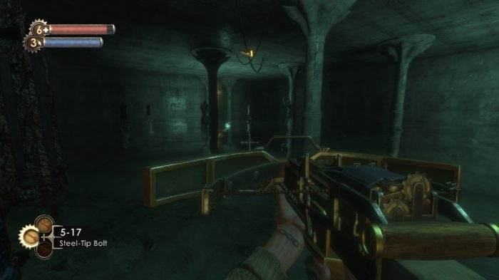 BioShock Nintendo Switch Screenshot