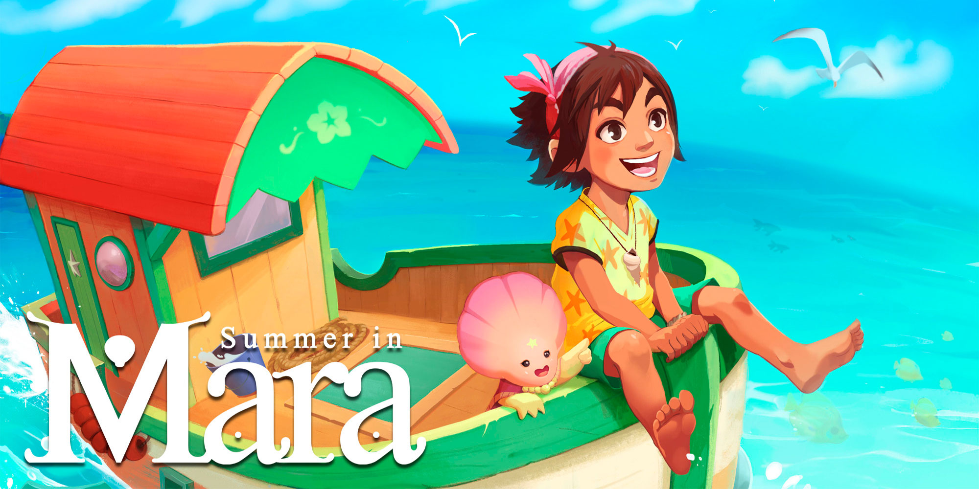 Summer in Mara Review | Switch Player