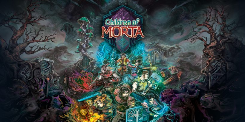 Children of Morta Hero