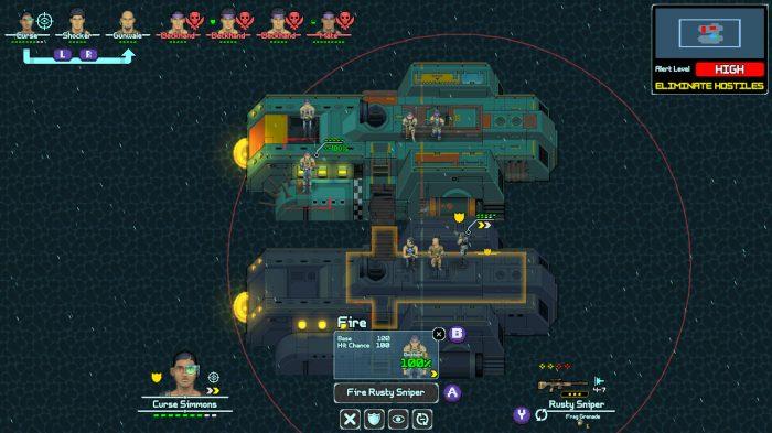 Depth of Extinction Nintendo Switch Gamplay Screenshot