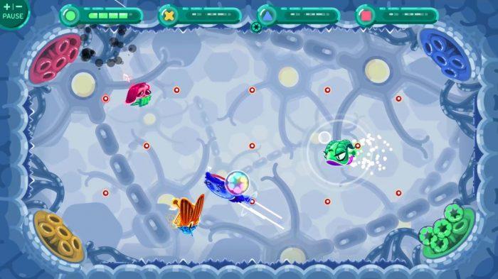 Gerrrms Nintendo Switch Gameplay Screenshot