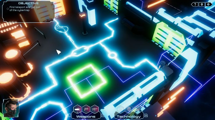 SpyHack Nintendo Switch Screenshot