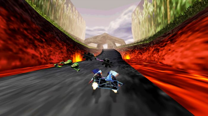 Star Wars Episode 1: Racer Nintendo Switch Gameplay