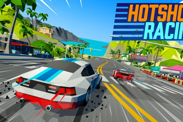 Hotshot Racing Nintendo Switch