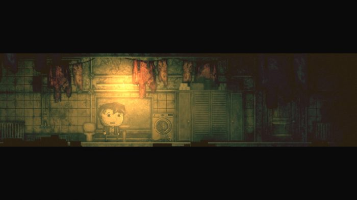 Distraint 2 Nintendo Switch Gameplay Screenshot