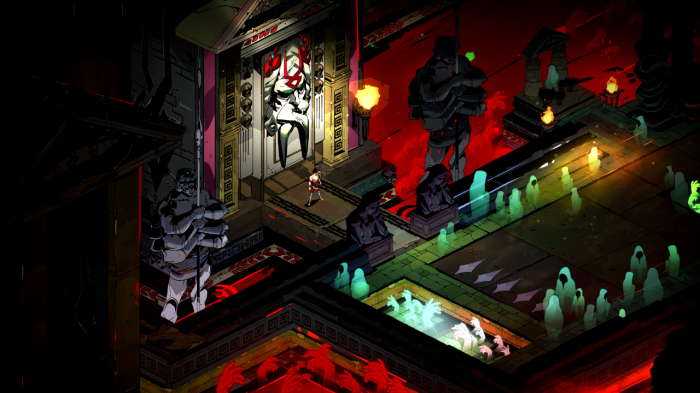 Hades Nintendo Switch Gameplay Screenshot