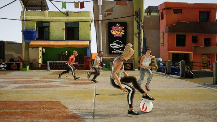 nintendo switch street power football