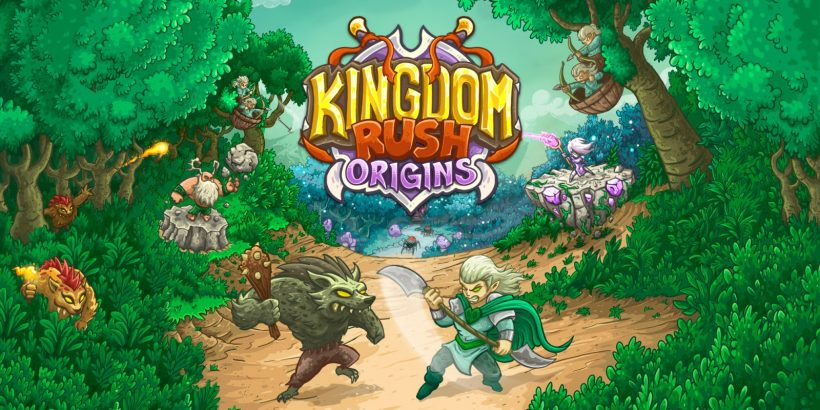 Kingdom Rush Origins Review