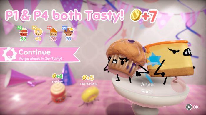 Cake Bash Nintendo Switch