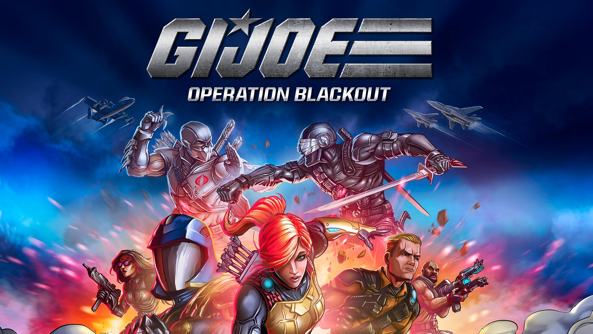 G.I. Joe: Operation Blackout Review | Switch Player