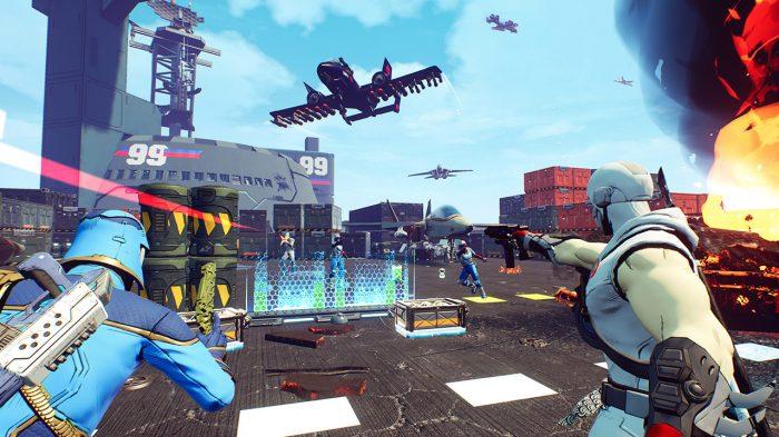 G.I. Joe: Operation Blackout Nintendo Switch Gameplay Screenshot