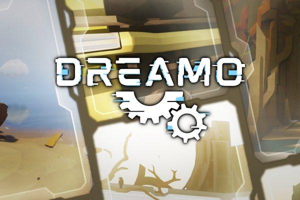 Dreamo Nintendo Switch Title Art