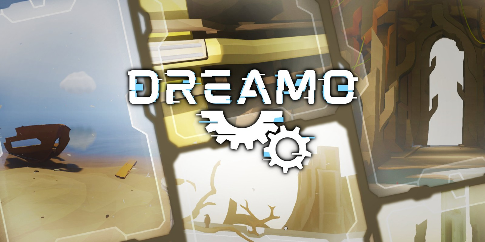 Dreamo Nintendo Switch Title Art