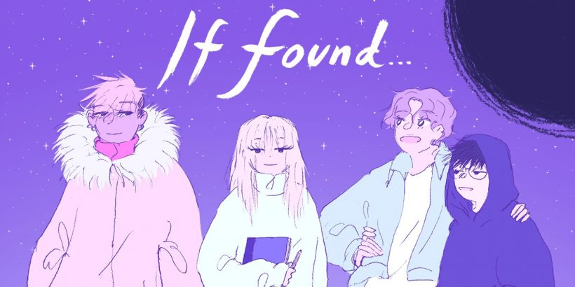 If Found promotional art