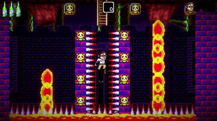 Angry Video Game Nerd 1 & 2 Deluxe Nintendo Switch Gameplay Screenshot