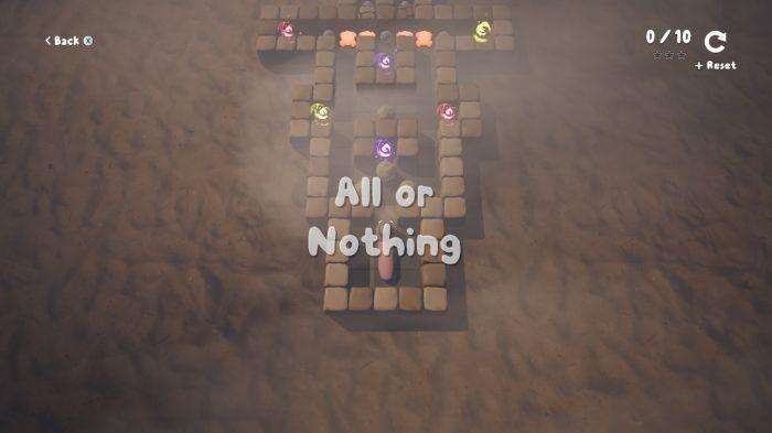 Worm Jazz Nintendo Switch Gameplay Screenshot