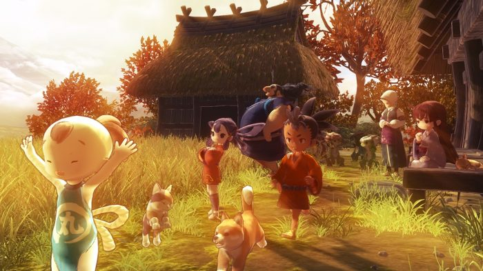 Nintendo Switch Sakuna: Of Rice and Ruin
