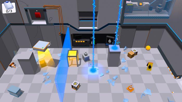 Area 86 Nintendo Switch Gameplay Screenshot