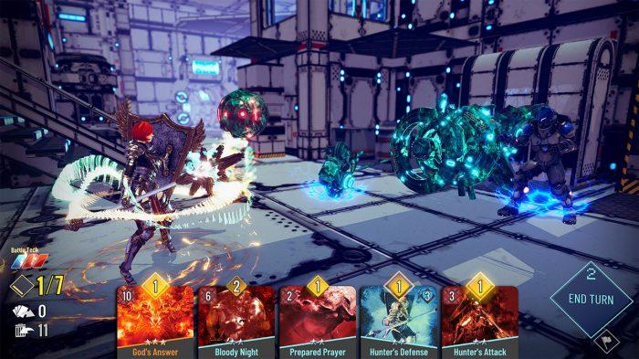 Neoverse Trinity Edition Nintendo Switch Gameplay Screenshot