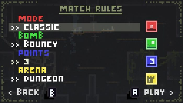 OctaFight Nintendo Switch Gameplay Screenshot