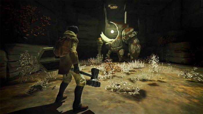 Chronos: Before the Ashes Nintendo Switch Gameplay Screenshot