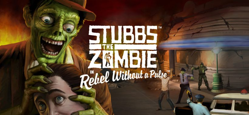 Stubbs the Zombie in Rebel Without a Pulse Review