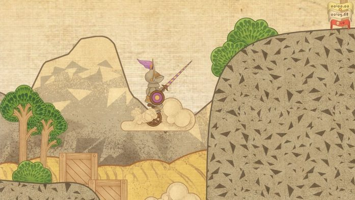 Balancelot Nintendo Switch Gameplay Screenshot