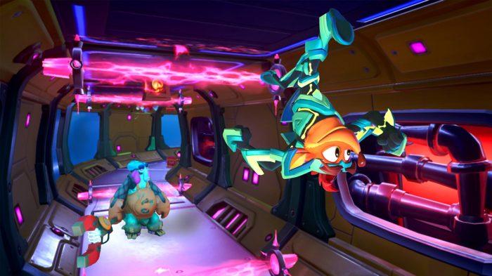 Crash Bandicoot 4: It's About Time Nintendo Switch Gameplay Screenshot